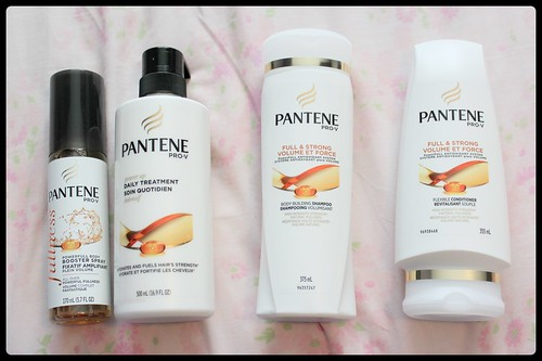 shampoing pantene pro-v concours