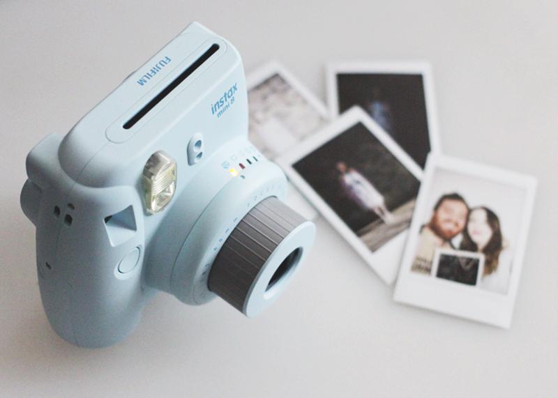 Instax Mini Polaroid Camera, Bumpkin Betty