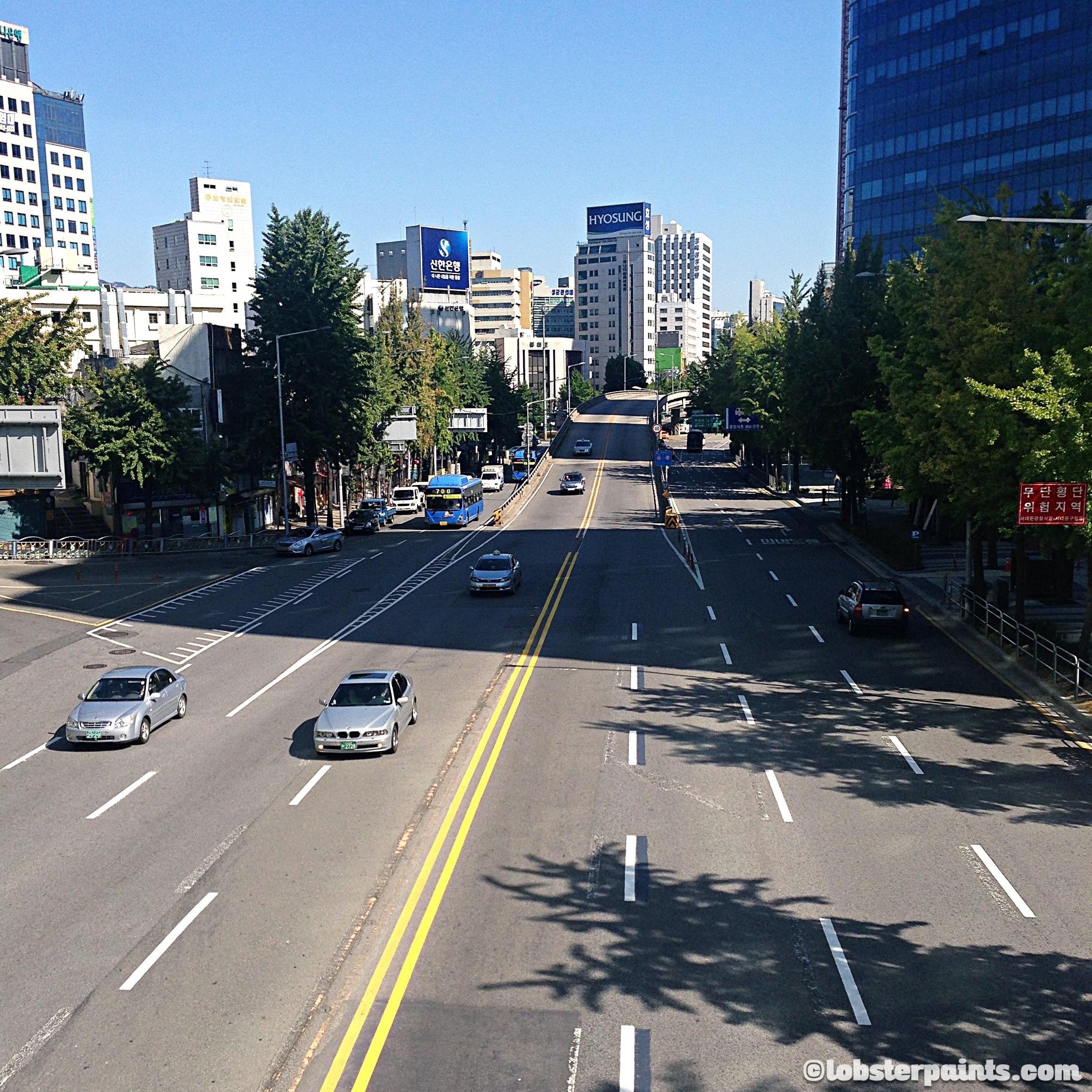 Chungjeongno/ Seodaemun Station | Seoul, South Korea