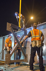48th Street Bridge Construction