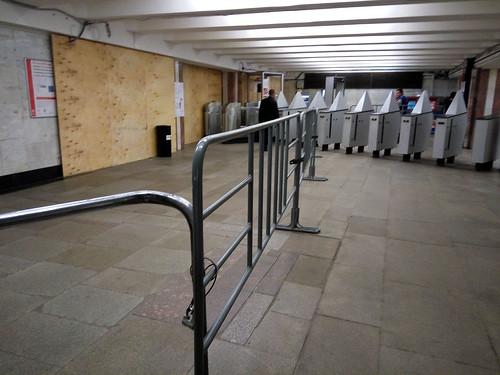 Закрытий встоличном метро будет менее