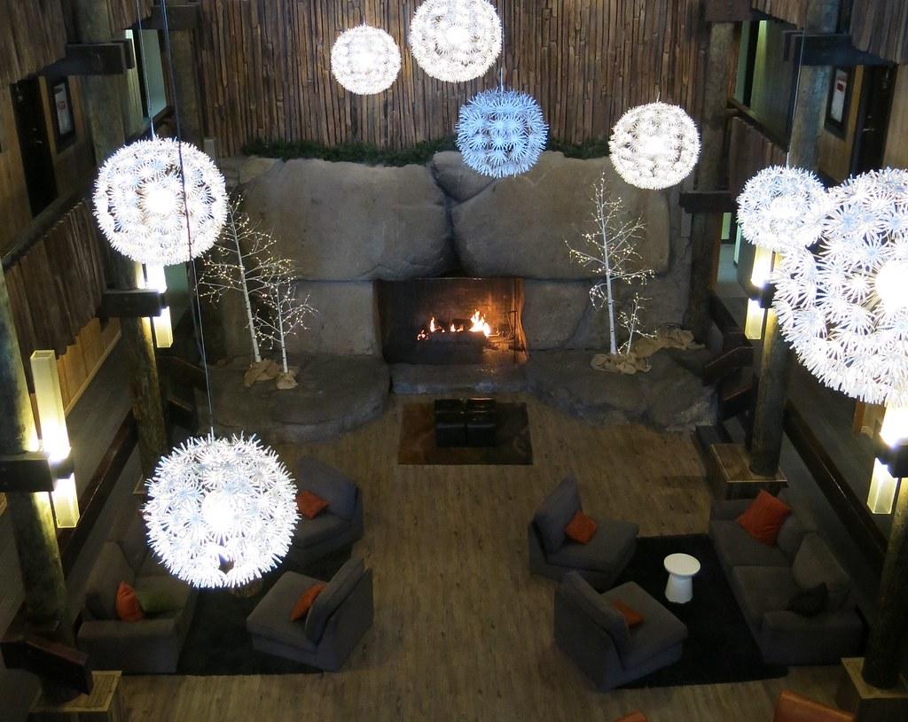 Bear Valley Lodge >> Bear Valley Lodge Social Room Heather David Flickr