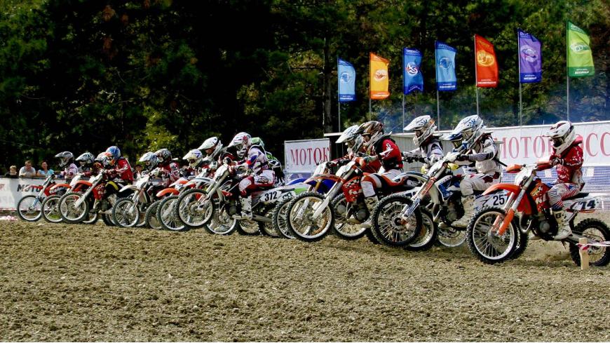Чемпионат мира по мотокроссу среди юниоров пройдёт в Краснодарском крае