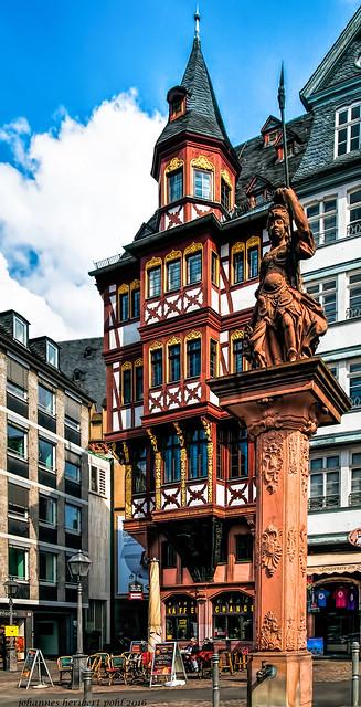 Frankfurt, Römerberg