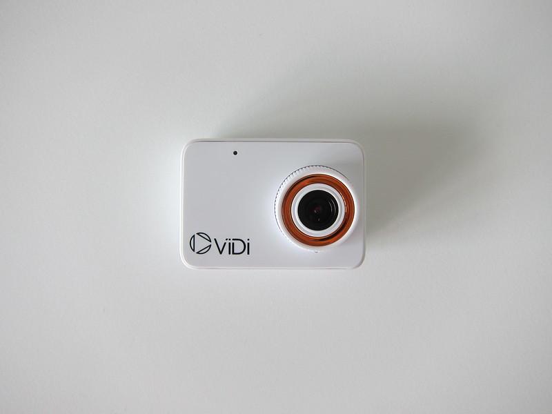 ViDi Action Camera - Front