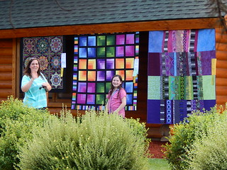 Sisters, Oregon Quilt Show