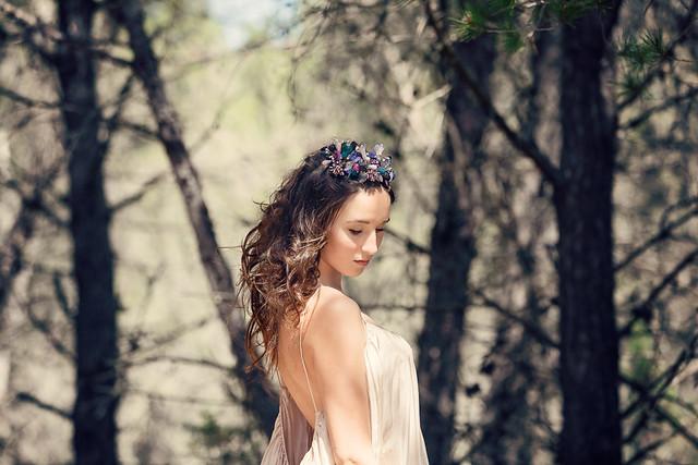 Louise Maxwell, Ibiza wedding hair & make-up