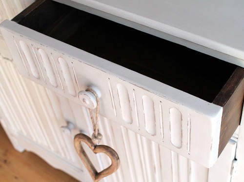 painted drawer
