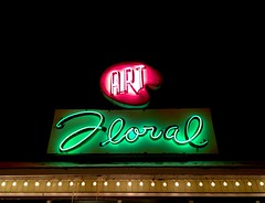 The Art Floral, family owned and run since 1951