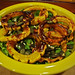 Roasted Delicata & Arugula Salad