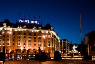 The Westin Palace.