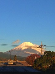Mt.Fuji 富士山 12/7/2014