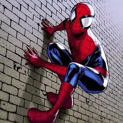 #SpiderMan by Sara Pichelli. #comics
