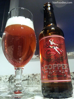 Day 12: Red Racer Copper Ale