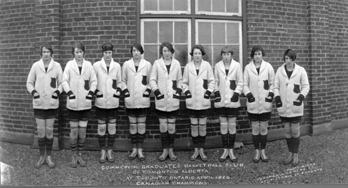 Edmonton Grads, 1926 Canadian Champions