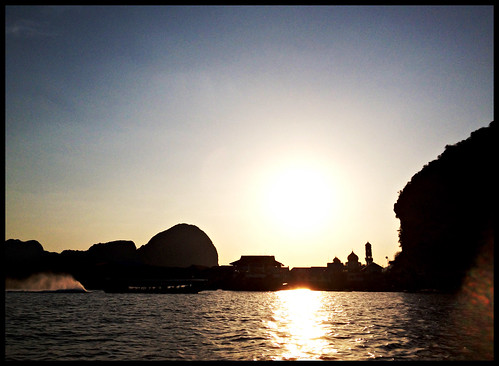 Koh Panyee Sunset