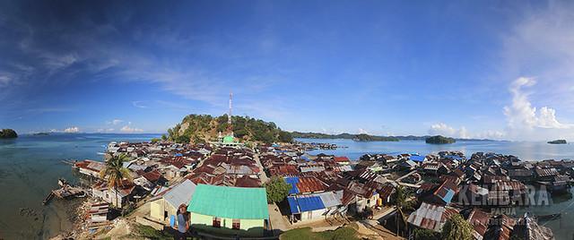 Desa Yellu, Misool-Raja Ampat