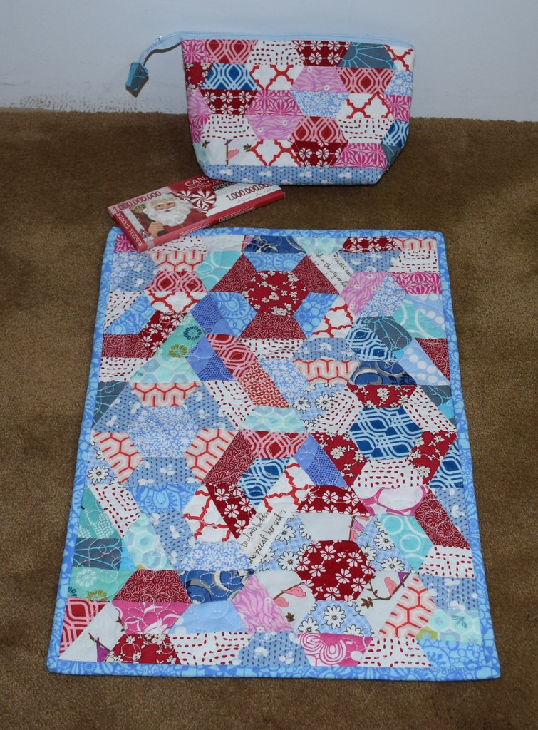little quilts swap all finished