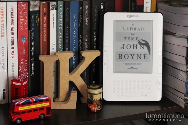 O Ladrão do Tempo (John Boyne)