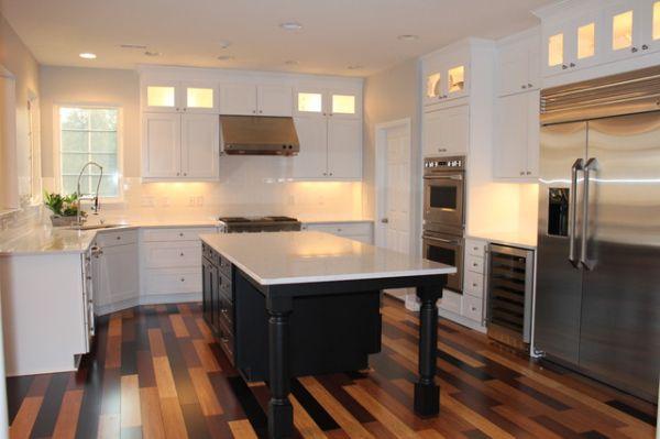 Ưu điểm của việc sử dụng tre trong nội thất nhà bếp