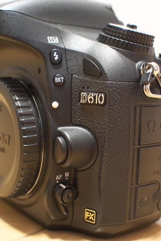 Nikon D7000からNikon D610へ 2014年12月14日