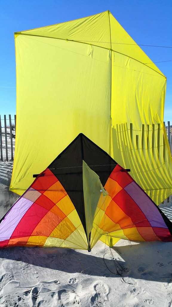 Tale of two kites