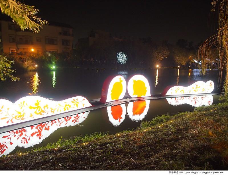 【台南 Tainan】2015鹽水月津港燈節 熱鬧元宵一場夜的饗宴 Lantern Festival @薇樂莉 Love Viaggio | 旅行.生活.攝影