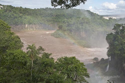 【写真】2015 世界一周 : イグアスの滝・アッパートレイル/2021-03-24/PICT7445