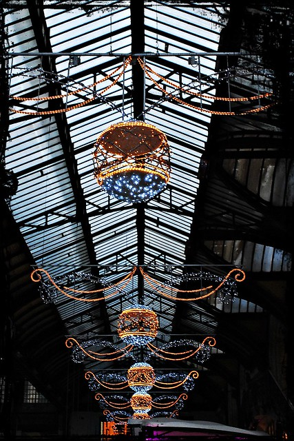 6 paris gare de lyon d corations de no l flickr - Magasin deco noel paris ...