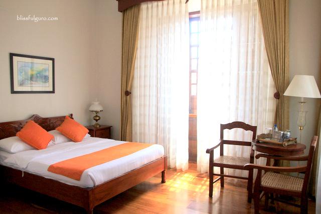 Hotel Felicidad Vigan Standard Room