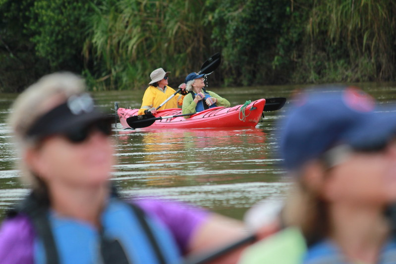 Kayaking the Río San Juan and Rio Indio with Greenpathways. Jungles, wildlife and indigenous communities.