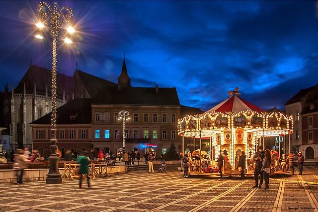 Brasov - Christmas 2014 - in Explore