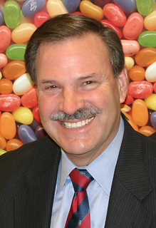 Bob Simpson, Jelly Belly President & COO retires March 2015