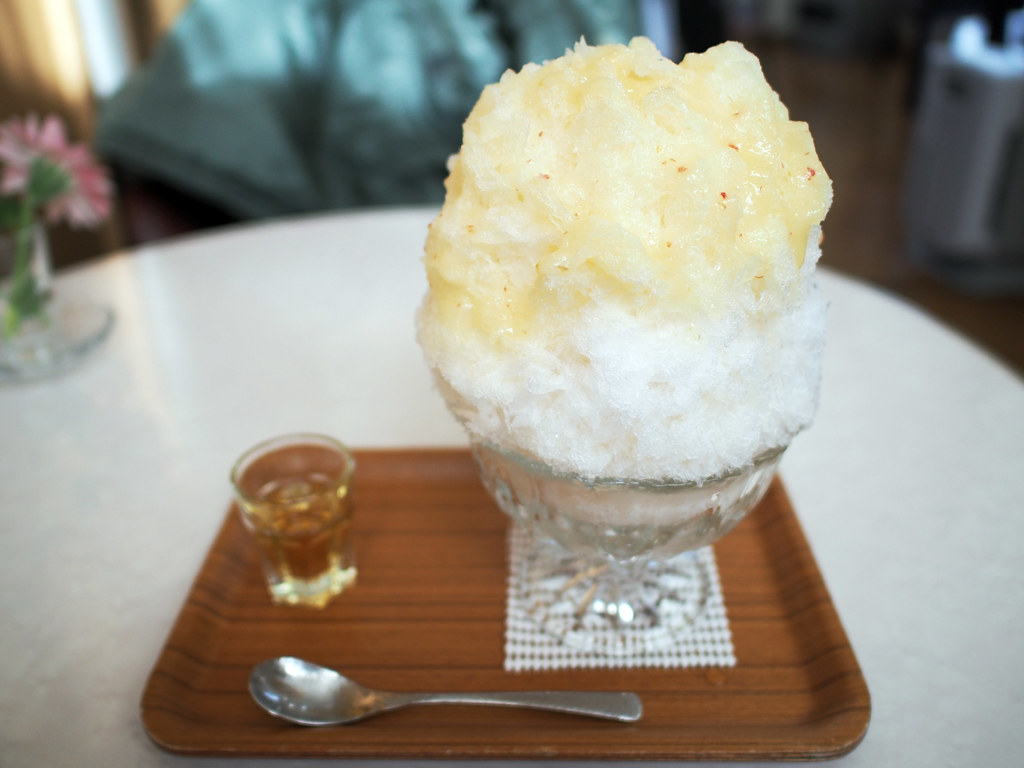 Japanese Ice Shaved | Apple