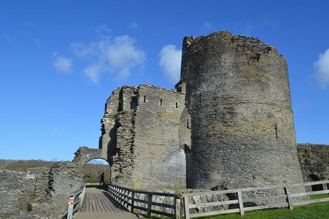 Cilgerran Castle Wales