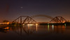 The Lansdowne Bridge - A marvel of architectural beauty