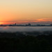Austin Sunrise Fog by dianaVANDEL