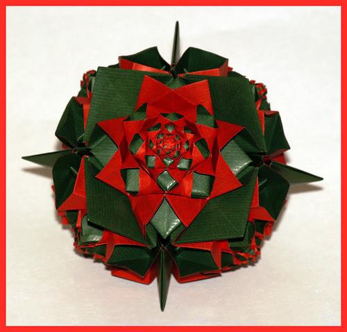Origami Artichoke