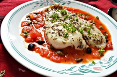 Easy Fish Provencal Recipe