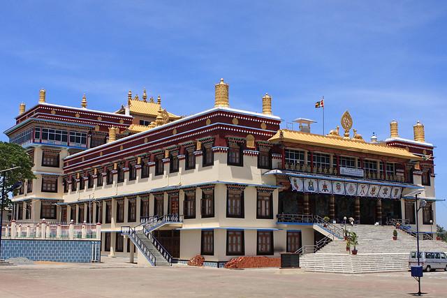 Sera Monastery, Bylakuppe