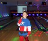 Captain America gets the spare