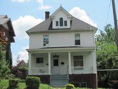 House at 540 Allison Avenue, Roanoke