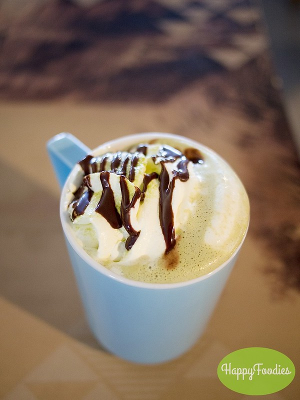 Hot Chocolate Green Tea