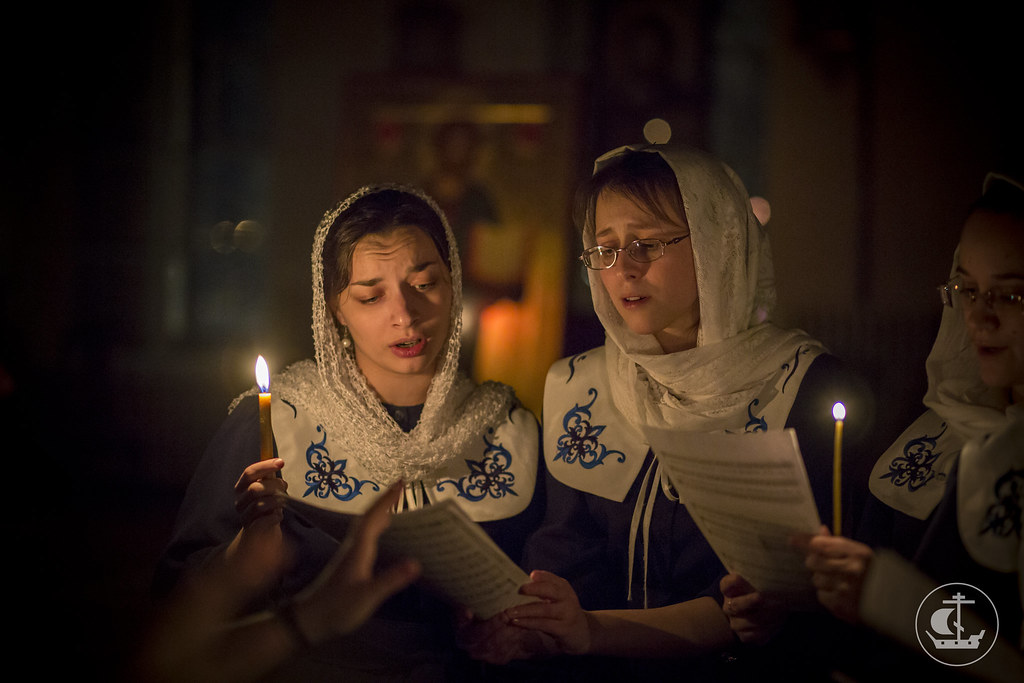21 февраля 2015, Всенощное бдение накануне Недели Сыропустной / 21 February 2015, Vigil on the eve of the Cheese-fare (Forgiveness) Sunday