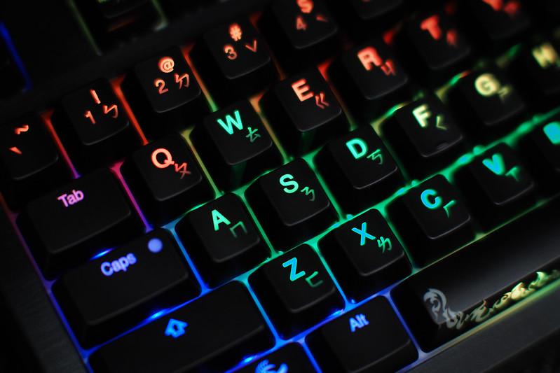 機械式鍵盤|Ducky DK9008