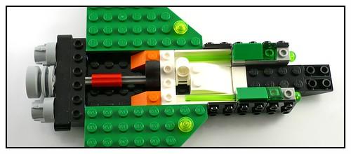 LEGO DC Super Heroes 76025 Green Lantern vs. Sinestro 08