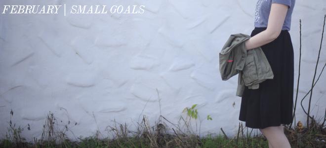 small-goals-february