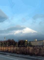 Mt.Fuji 富士山 2/24/2015