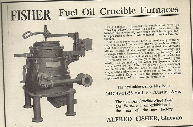 Header of Alfred Fisher
