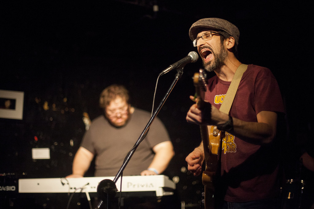 The Whiskey Drinkers Union at the Zoo Bar for Lincoln Exposed | Feb. 6